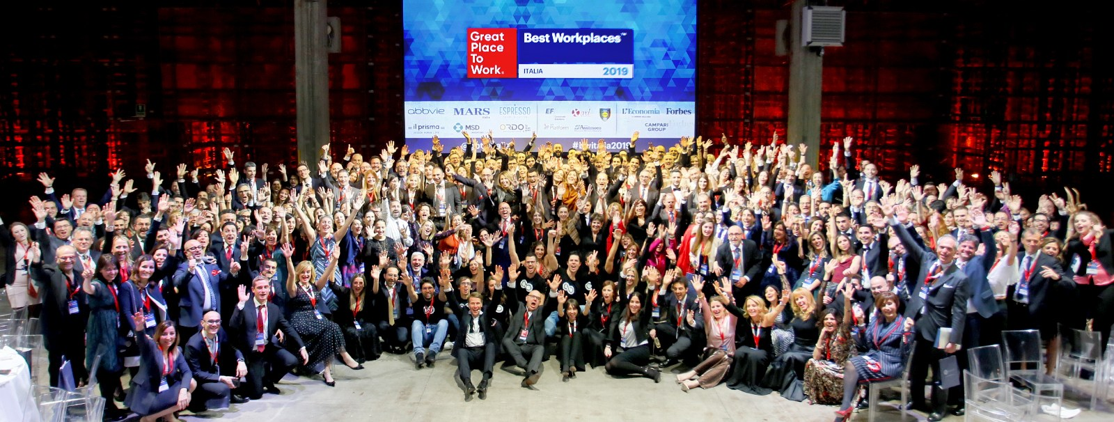 Classifica Best Workplaces Italia 2019
