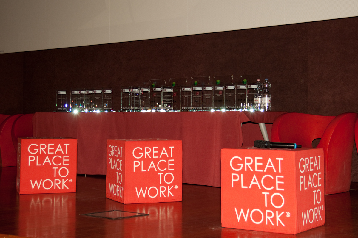 Classifica Best Workplaces™ Italia 2011 - le aziende premiate