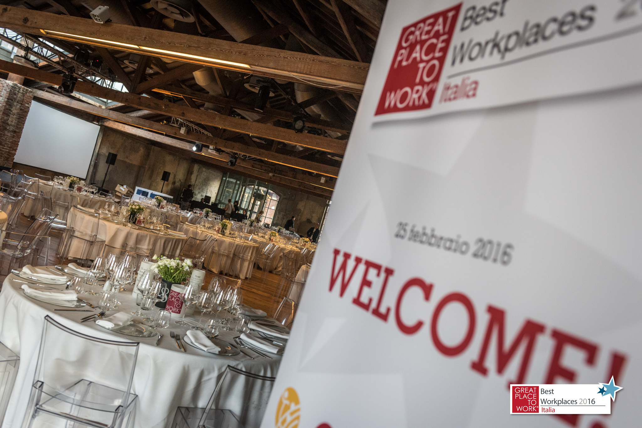 Classifica Best Workplaces™ Italia 2016 - le aziende premiate