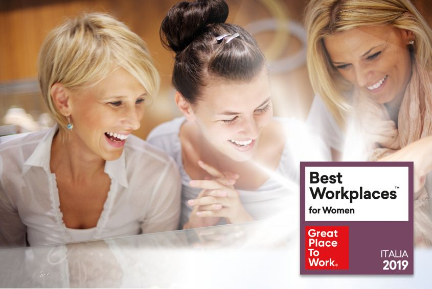 Guarda il Webinar sui risultati Best Workplaces™ for Women 2019
