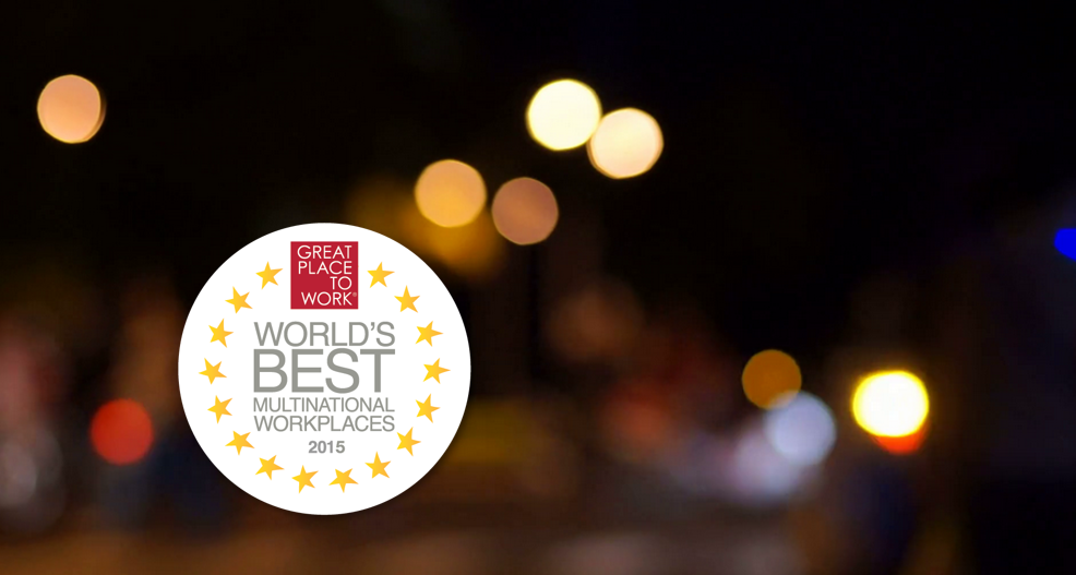 Classifica World's Best Workplaces™ 2015 - le aziende premiate