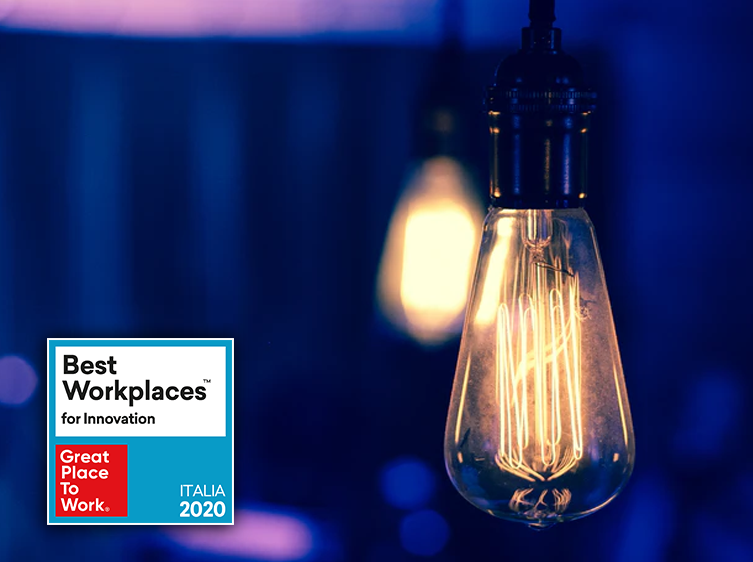 Ecco la Classifica Best Workplaces™ for Innovation 2020