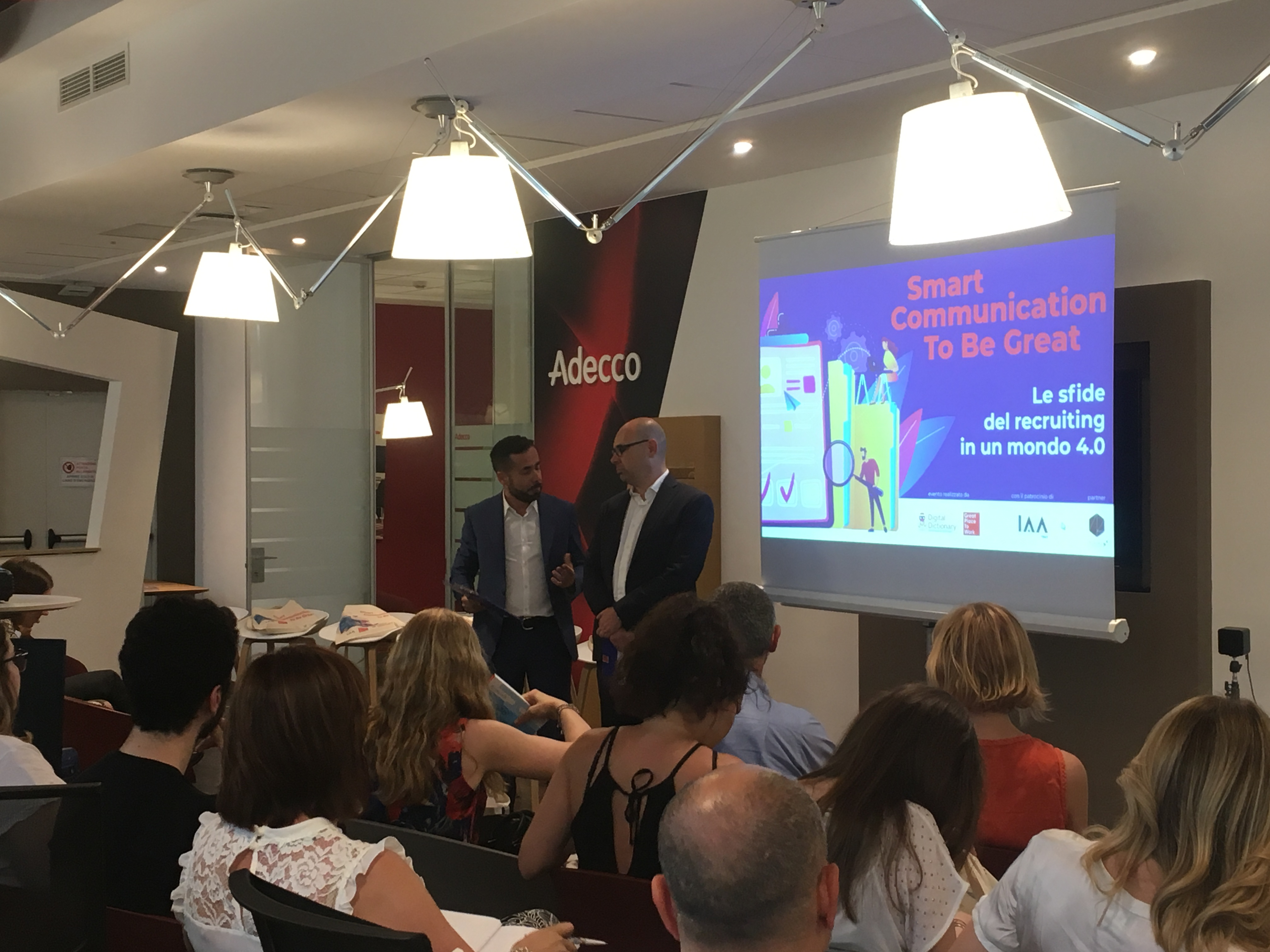 "Evento ""Smart Communication To Be Great"" - i materiali"