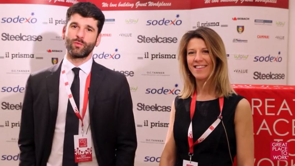 Video intervista a SteelCase e Il Prisma - 2017
