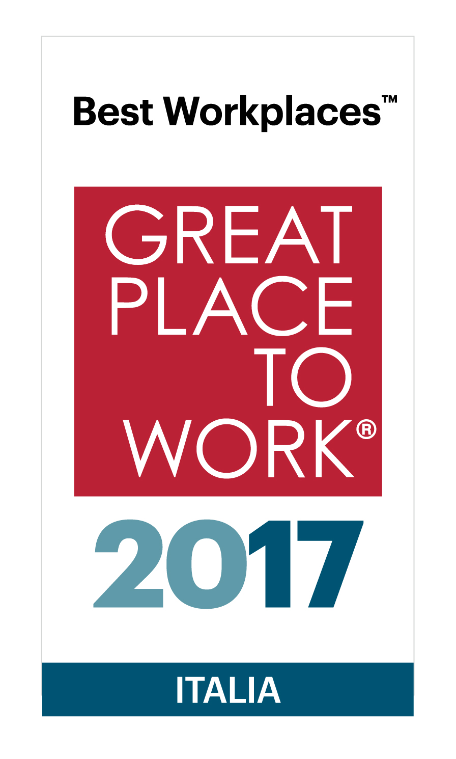 Italia BestWorkplaces 2017