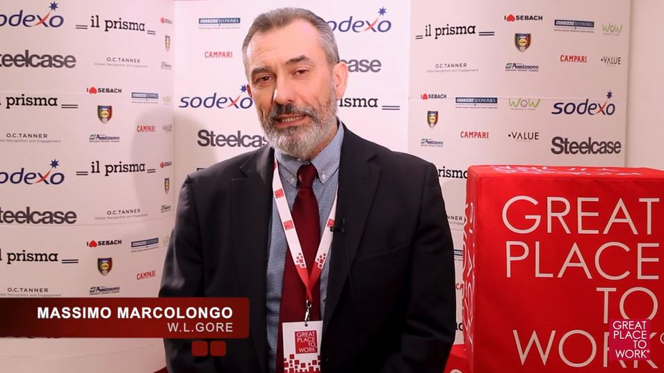 Video intervista a W.L. Gore - Best Workplaces 2017
