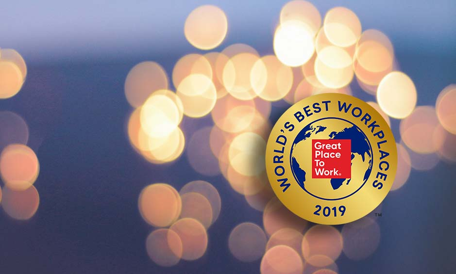 Classifica World's Best Workplaces™ 2019