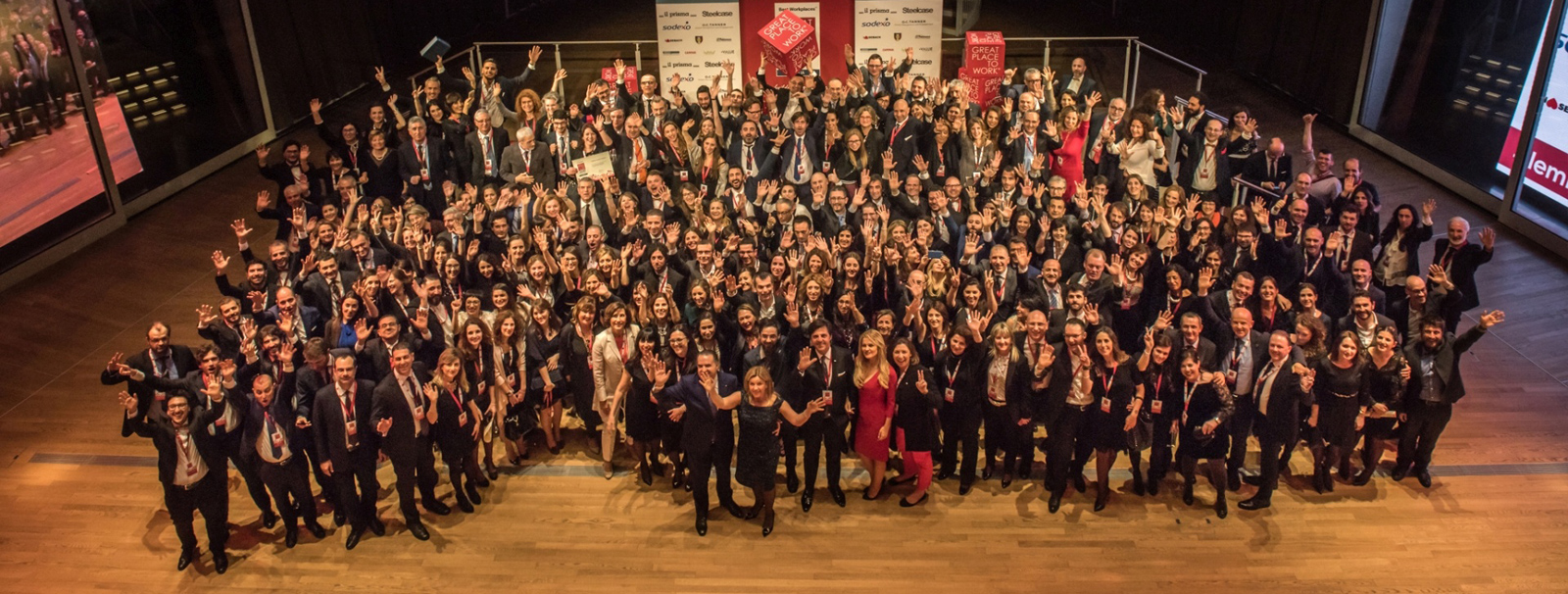Classifica Best Workplaces™ Italia 2017 - le aziende premiate