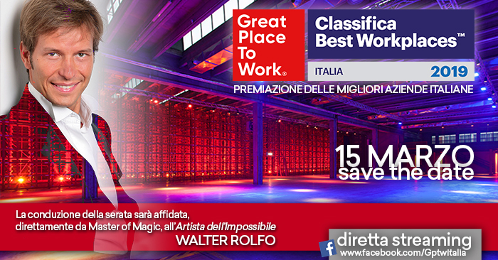 best workplaces award italia