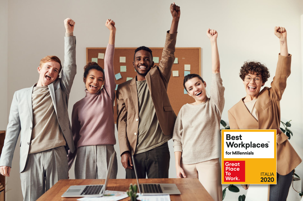 "Essere ""Best Workplaces for Millennials"": la più efficace strategia di recruiting"