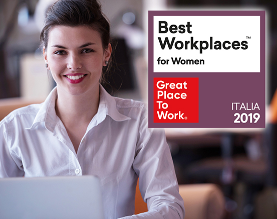Best Workplaces for Women 2019